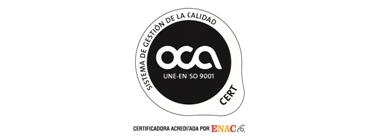 CERTIFICADO NORMA ISO 9001